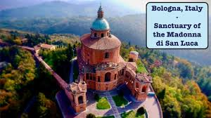 Bologna - Sanctuary of the Madonna di San Luca - YouTube