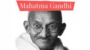 Le più belle frasi di Mahatma Gandhi - Raccolta completa - L'Aforisma.it