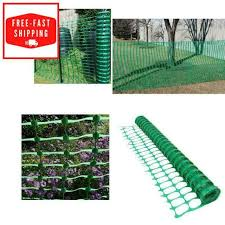Green Snow Fence 4 X 100 Ft Construction Safety Barrier Heavy Duty Uv Resistant For Sale Online Ebay