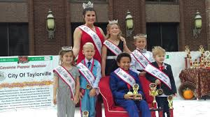 Royalty Crowned Saturday at Greater Taylorville Chamber Chillifest
