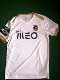 Rio Ave FC Maglia da trasferta maglia di calcio 2018 - 2019.