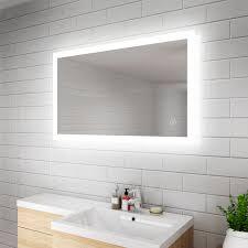 elegant 1000 x 600 mm illuminated led