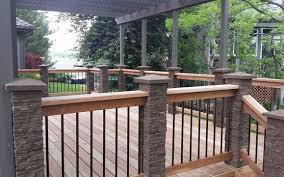 Patented Faux Stone Post Covers By Nextstone In Denver Co Alignable