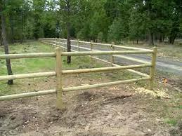 Post And Rail Fencing Cedar Split Rail Fence Rustic Fencing