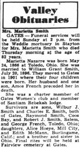 Marieyya Smith (Alice Hoeye Mom) - Newspapers.com
