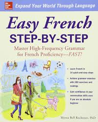 Easy French Step-by-Step by Myrna Bell Rochester (1-Jan-2009) Paperback:  Amazon.com: Books