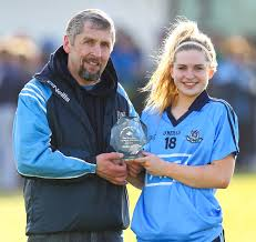 Martha Byrne Player of the Month Award – Cuala CLG