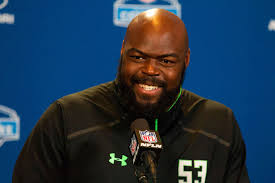 A'Shawn Robinson has always been a very big boy - Pride Of Detroit