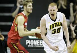 Iowa's Aaron White closing out career | College Sports | qconline.com