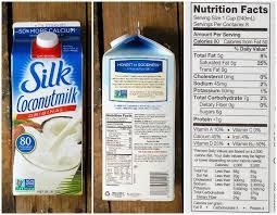 coconut milk reviews in non dairy