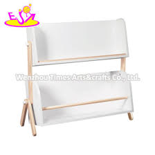 China 2020 Customize White Wooden Toy Room Shelves For Kids W08c298 China Toy Room Shelves Toy Storage Bins