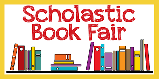 Scholastic Book Fair Coming Monday, 1/27