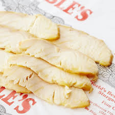 Smoked Sturgeon - 1/2 lb. by Sable's ...