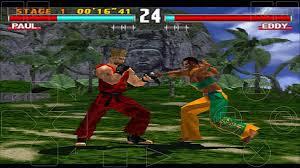kung fu fighting game tekken 3 für