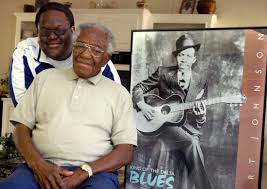 Claud Johnson, son and sole heir of legendary bluesman, dies at 83 ...