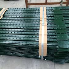 China Lowes Fence Posts U Shape Galvanized Newly China U Shaped Steel Fence Post Fence Post