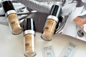 makeup forever ultra hd foundation a