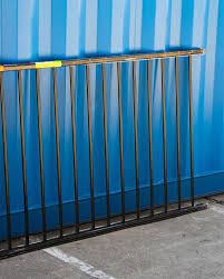 Aluminium Garden Fence Panel Protector Outlet