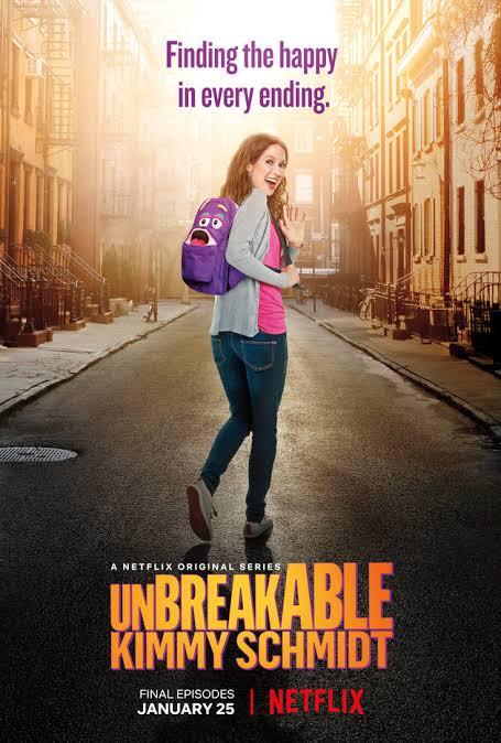 "Resultado de imagem para Unbreakable Kimmy Schmidt"""