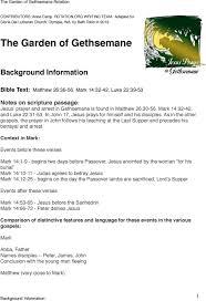 the garden of gethsemane pdf free