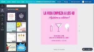 Es Mx Birthday Invitations For Adults Invitacion Cumpleanos