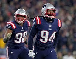 Patriots parting ways with DE Adrian Clayborn – Boston Herald