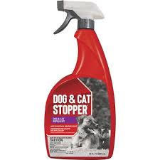 Messinas Dog Cat Stopper Ready To Use Repellent Spray 32 Oz At Menards