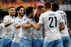 Genoa-Lazio 2-3: Inzaghi torna a -1 dalla Juve - Corriere dello Sport