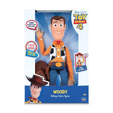 disney pixar toy story 4 woody talking