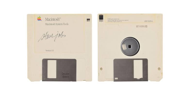 """Resultado de imagen de disquete steve jobs"""""""