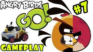 Let's Play Angry Birds Go: Pt. 7 - Terrance & Bubbles [iOS ...