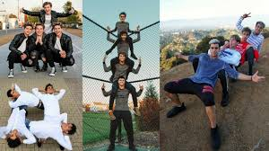 best poses for friends group