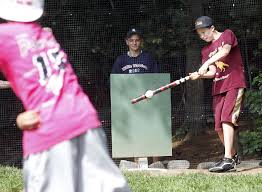 Southborough Backyard Turned Into Wiffle Ball Stadium News Metrowest Daily News Framingham Ma Framingham Ma