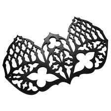 masquerade mask meval gothic tracery