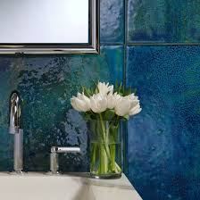 tile wall glass square aura