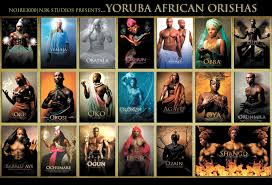 yoruba african orishas photography