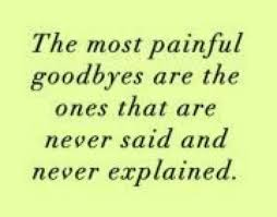 sad goodbye quote quote number picture quotes