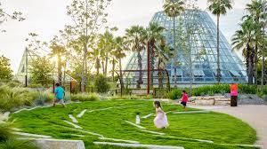 san antonio botanical garden the