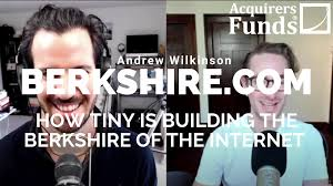 Ep 63 The Acquirers Podcast Andrew Wilkinson Berkshire Com How Tiny Is Building The Berkshire Of The Internet Stock Screener The Acquirer S Multiple