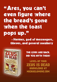 zeus is dead character quotes for the new release