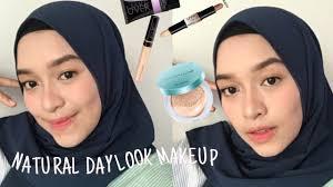 natural look makeup tutorial for
