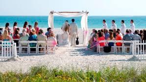 florida beach weddings simple