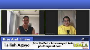 Rise and Thrive with guest Priscilla Bell - YouTube