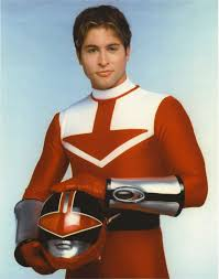 Wes Collins - Time Force Red Ranger | Power rangers, Power rangers time  force, Jason power rangers