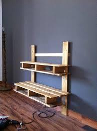 diy wood pallet tv mount pallet tv