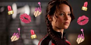 hunger games makeup collection