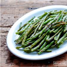 moroccan roasted green beans low carb