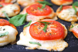 coin margherita pizza cook with kushi