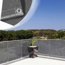 16 4 3 Ft Balcony Screen Privacy Sunshade Cover Anti Uv Protection Garden Pool Fence Tool Shade Sails Nets Aliexpress