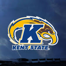 Colorshock Mascot Decal The Kent State University Bookstore
